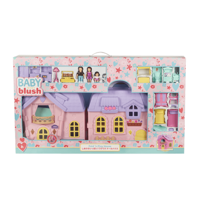 Baby Blush Fold 'N Play House