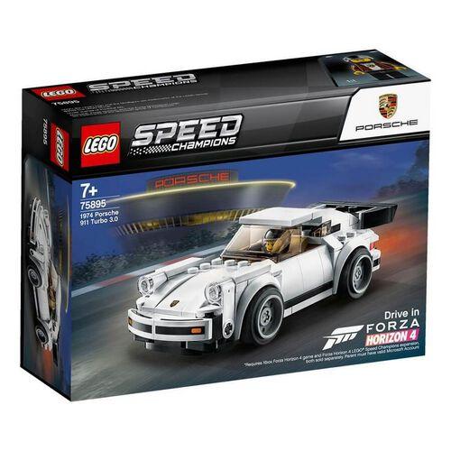 LEGO Speed Champions 1974 Porsche 911 Turbo 3.0 75895