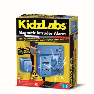 4M Kidz labs Magnetic Intruder Alarm