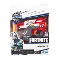 NERF Fortnite RL Microshots Dart-Firing Toy Blaster - Assorted