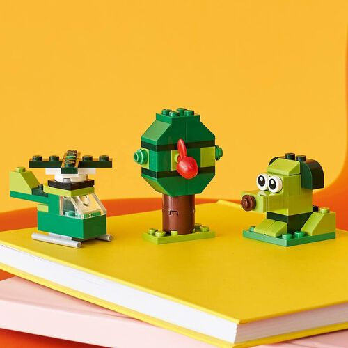 LEGO Classic Creative Green Bricks 11007