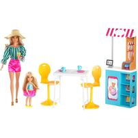 Barbie With Gelato Café