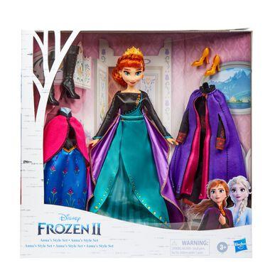 Disney Frozen Anna Doll Set