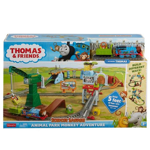 Thomas & Friends Animal Park Monkey Adventure