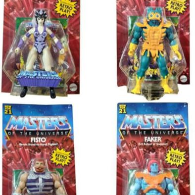 Master of The Universe Figure - Assorted