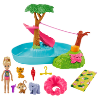 Barbie Special Chelsea Jungle River Playset
