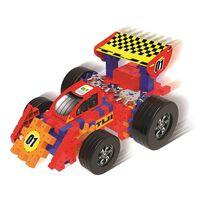 The Learning JourneyTechno Gears Rockin Race Car
