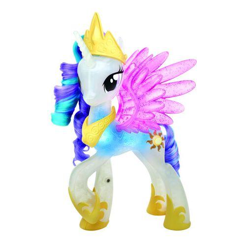 My Little Pony Glimmer & Glow Princess Celestia