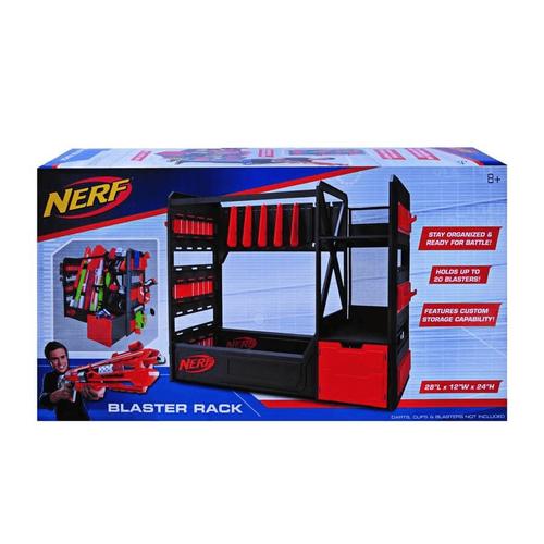 NERF Elite Blaster Rack