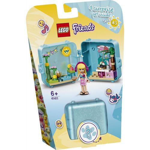 LEGO Friends Stephanie's Summer Play Cube 41411