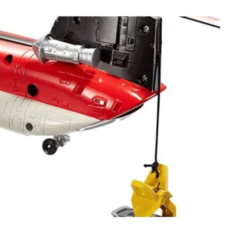 Matchbox Power Launcher Helicopter Vehicle