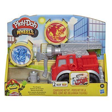 Playdoh Rescue Firetruck