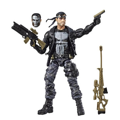 Marvel Legends Series 6-inch Collectible Action Figure The Punisher