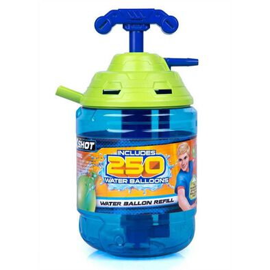 X-Shot Large Rapid Balloon Pumper With 250 Water Balloon
