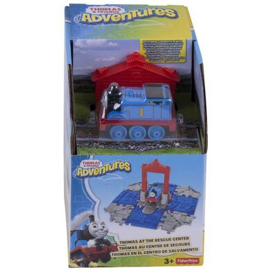 Thomas & Friends T&F Adven Cube Station - Assorted