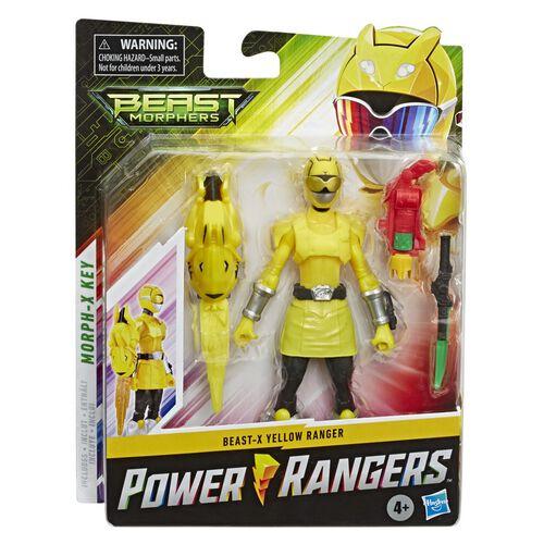 Power Rangers 6In Bmr Core Figure - Assorted