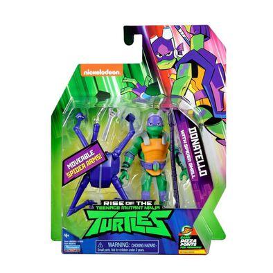 Teenage Mutant Ninja Turtles Donatello With Spider Shell
