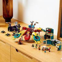 LEGO Monkie Kid's Team Dronecopter 80023