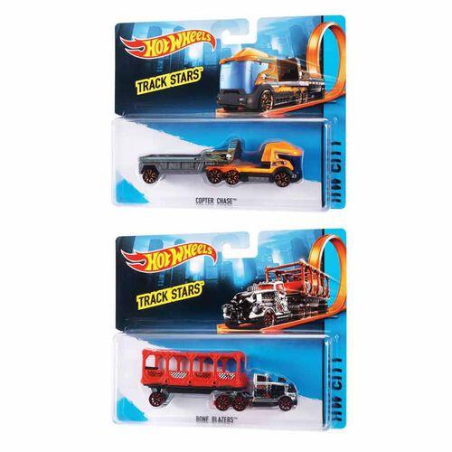 Hot Wheels Track Trucks - Assorted