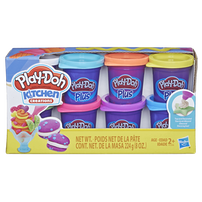 Play-Doh Plus Variety Pack - Assorted