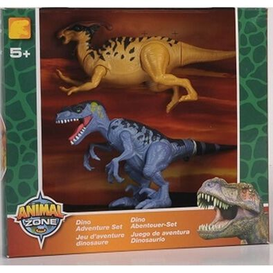 Animal Zone Articulated Dinosaur - Assorted