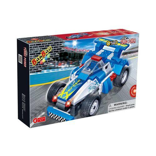 Banbao Turbo Power Blue Eagle 8612