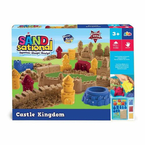 Sandsational Castle Kingdom