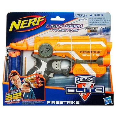 NERF Nstrike Elite Firestryke Blaster - Assorted