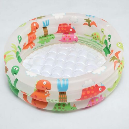 Intex Dinosaur 3-Ring Baby Pool
