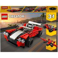 LEGO Creator Sports Car 31100