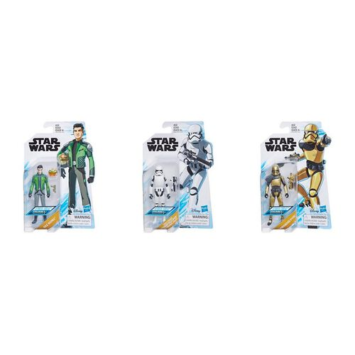 Star Wars Swu Pz Figure - Assorted