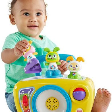 Fisher-Price Infant Bright Beats Boom Box