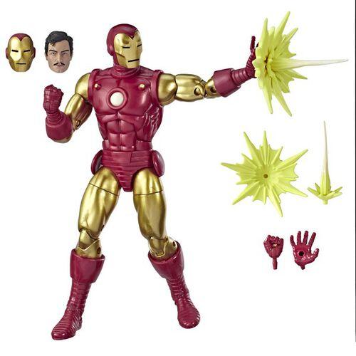 Marvel Legends 80Th Aniversary Iron Man