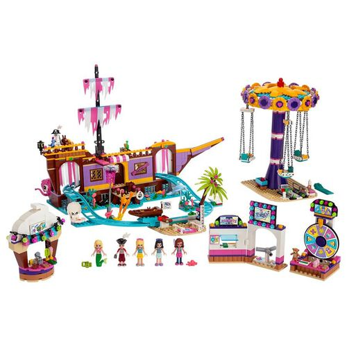 LEGO Friends Heartlake City Amusement Pier 41375