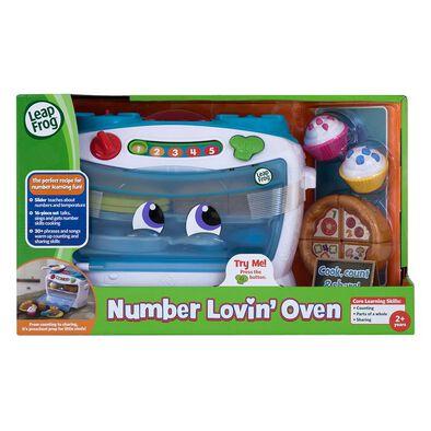 LeapFrog Number Loving Oven