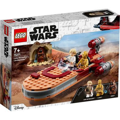 LEGO Star Wars Luke Skywalker's Landspeeder 75271