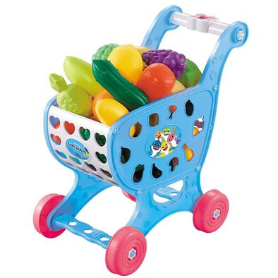 Pinkfong Shopping Cart Play