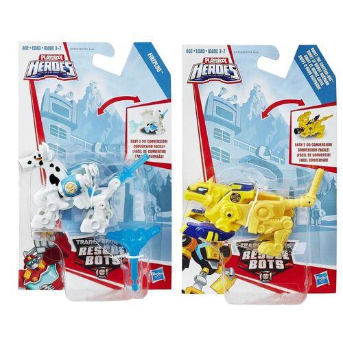 Playskool Heroes Transformers Rescue Bots Mini-Con - Assorted