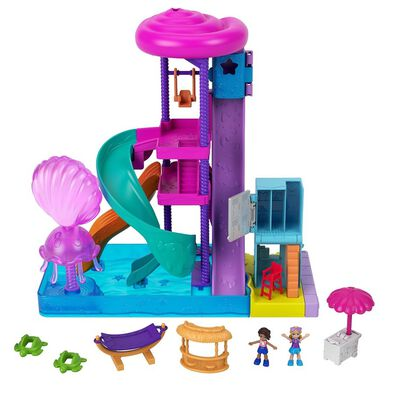Polly Pocket Pollyville Waterpark