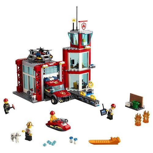LEGO City Fire Station 60215