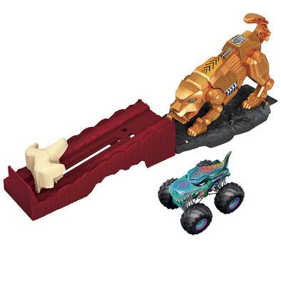Hot Wheels Monstertruck Hero Play set (Assort)