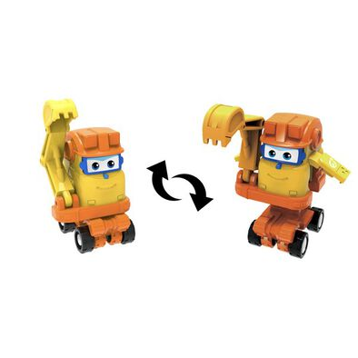 Super Wings Transform A Bots Scoop
