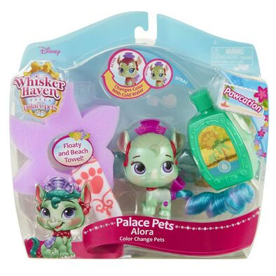 Disney Palace Pets Colour Change Pawcation - Assorted