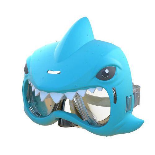 Shark Squirterz & Swim Mask Set Blue