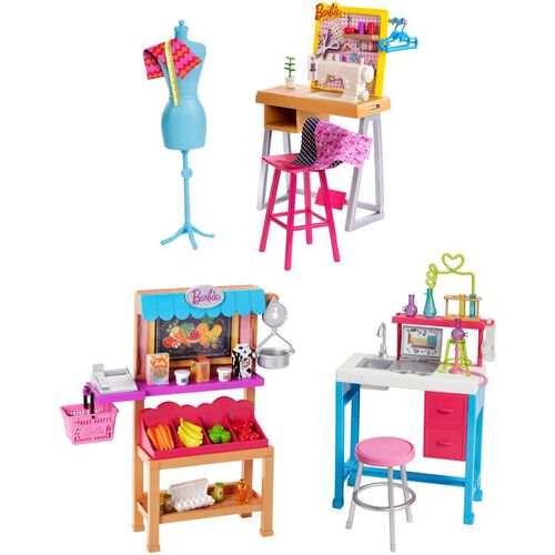 Barbie Places - Assorted