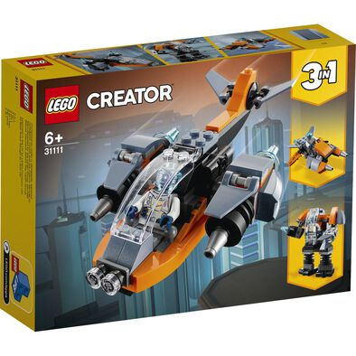 LEGO City Cyber Drone 31111