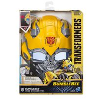 Transformers Movie Series Bumblebee Voice Changer Masks - Assorted