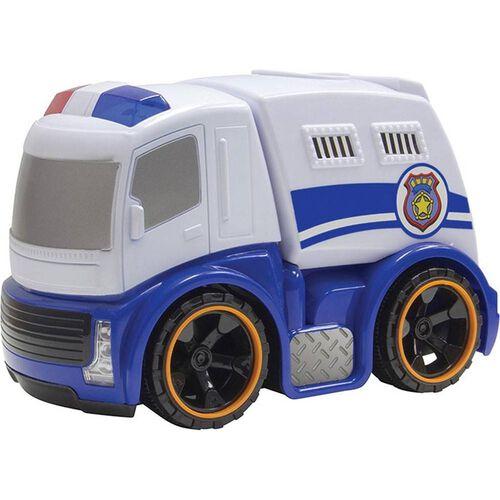 BRU Pre-School Revvin' Police Truck
