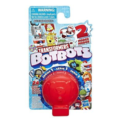 Transformers BotBots Collectible Blind Bag Mystery Figure - Assorted