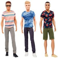 Barbie Fashionista Boy Doll - Assorted